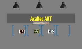 AcaDec ART
