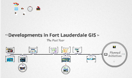 Fort Lauderdale GIS GIS Day 2013 Welcome Session by Ian Wint
