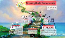 Serving God's Community by Jayel Ambat