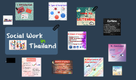 Copy of Social Work in Thailand