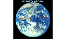 PLANETA URDINA