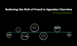 Reducing the Risk of Fraud in Ugandan Churches