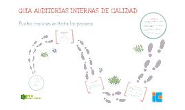 Copy of Auditorias Internas de Calidad BIO - IC