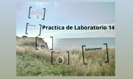 Practica de laboratorio 14