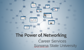 Copy of The Power of Networking