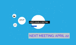 JONI'S ANGELS MEETING