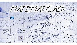 Copy of Matemática  en la informática Administración & Naturaleza