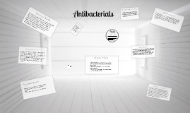 Copy of Antibacterials