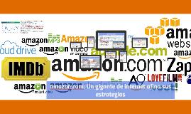 amazon.com: Un gigante de internet afina sus estrategias