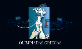 Copy of OLIMPIADAS GRIEGAS