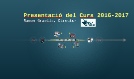 Presentació Batxillerat Curs 2016-2017