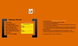 Copy of EDU 354: SBU Peer Review Day