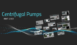 Centrifugal Pumps and Pumping Systems Updated
