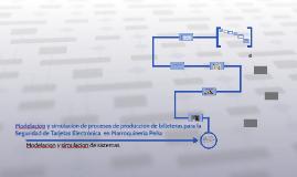 Modelacion y simulacion de procesos de pruccion de billetera