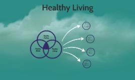 Healthy Living: Venn Diagram