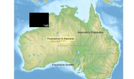 Population in Australia