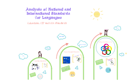 Analysis of National and International Standards for Languages.