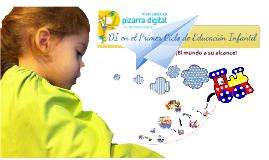 PDI en el Primer Ciclo de Infantil