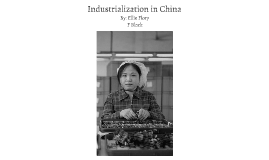Industrialization in China