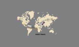 Copy of RIZAL'S TRAVEL