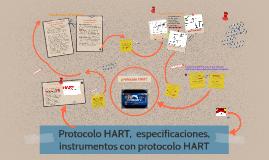 protocolo HART,  especificaciones, instrumentos con protocol