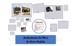Copy of Andamento da Obra