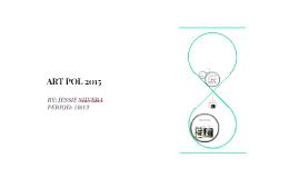 ART POL 2015