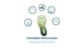 Variedades diferenciales y espacio tangente