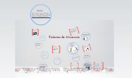 Copy of Falacias de atinencia