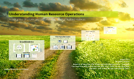 Understanding Human Resource Operations