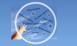 Cartografía de las teorías cognitivas