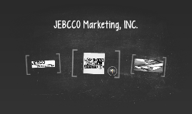JEBCCO Marketing, INC.