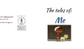 The tales of: