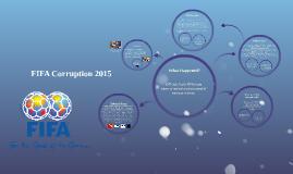 Copy of FIFA Corruption 2015