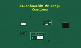Distribucion de Carga Continua