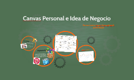 Canvas Personal e Idea de Negocio
