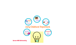 Copy of Early Childhood Department