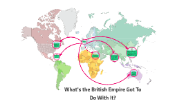 What's the British Empire Got To Do With It?