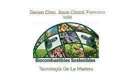 Copy of Biocombustible.