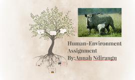 Human-Environment Assignment