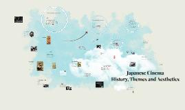 Japanese Cinema