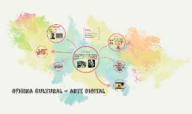 Copy of Oficina cultural - arte digital