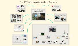 Copy of Las TIC en la enseñanza de  la Química