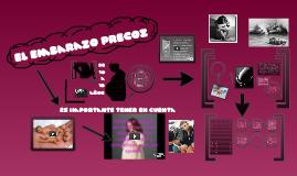 Copy of El embarazo precoz