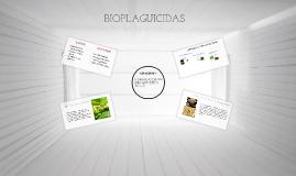 BIOPLAGUICIDAS