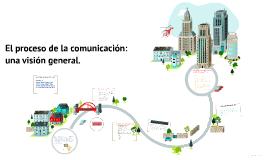 El proceso de la comunicación: una visión general.