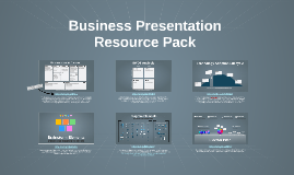 Copie de Prezi Business Presentation Resource Pack