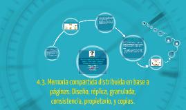 Copy of 4.3. Memoria compartida distribuida en base a