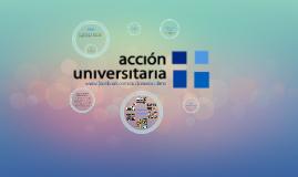 Acción Universitaria