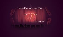 Assemblies and Pep Rallies